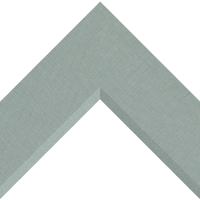 3″ Frosty Spruce Linen Front Bevel Wrap