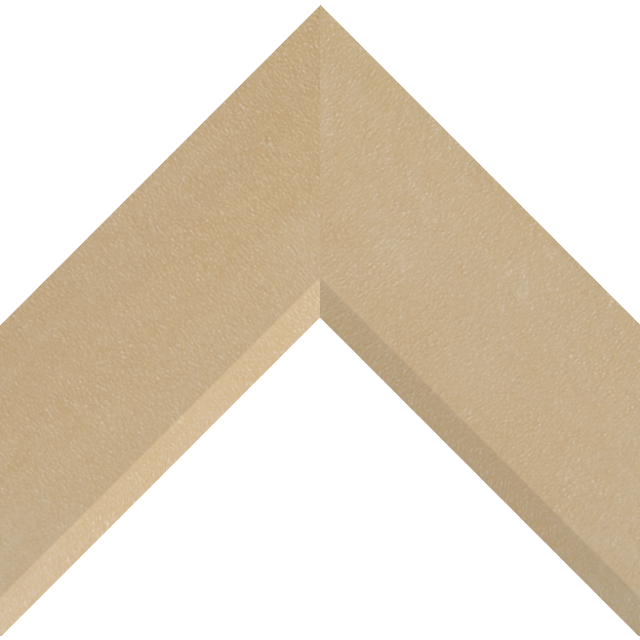 3″ Thatch Suede Front Bevel Wrap