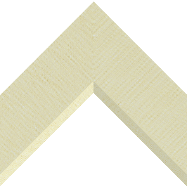 3″ Pineapple Silk Front Bevel Liner Picture Frame Moulding