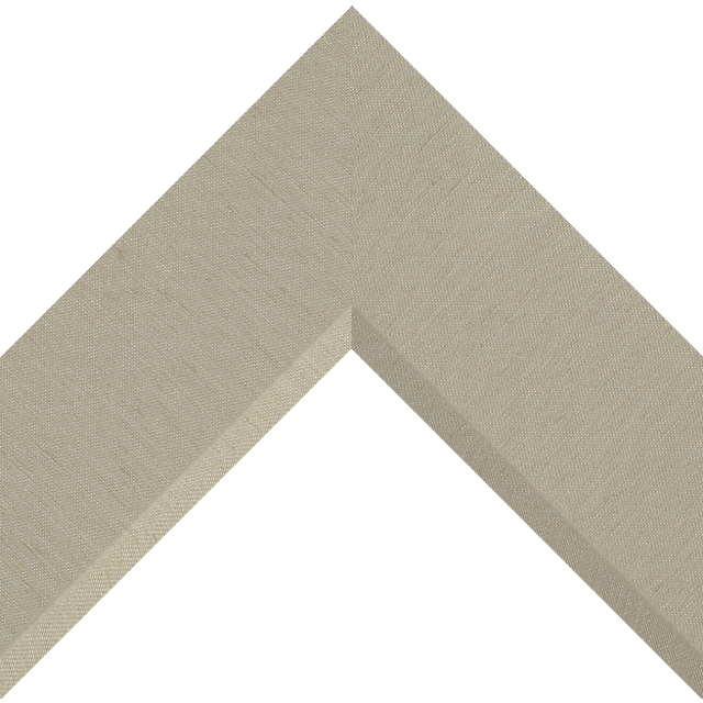 3″ Khaki Silk Front Bevel Wrap