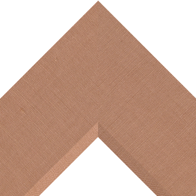 4″ Pompein Red Linen Front Bevel Wrap