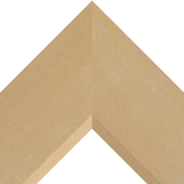 4″ Thatch Suede Front Bevel Liner Picture Frame Moulding