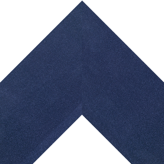 4″ Bluebell Suede Front Bevel Wrap